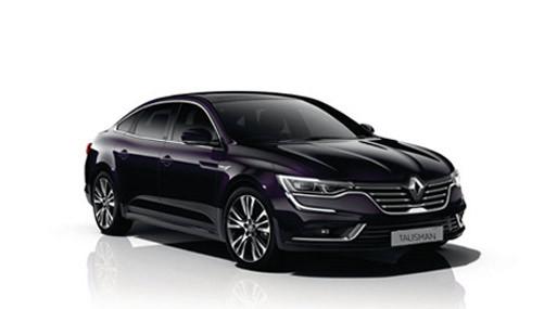 Renault Talisman Berline