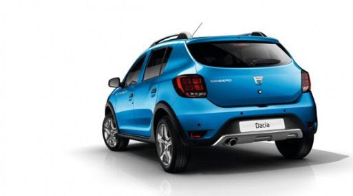 dacia sandero stepway en tt renault eurodrive. Black Bedroom Furniture Sets. Home Design Ideas